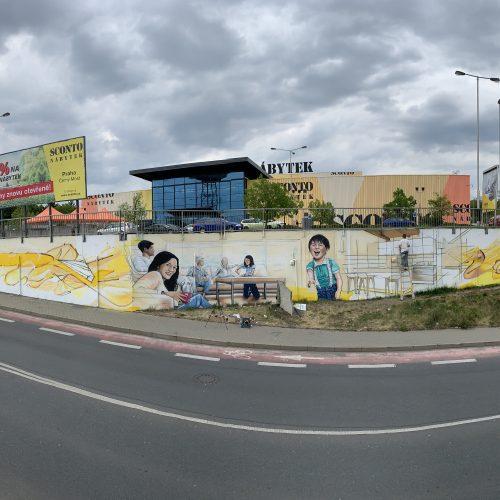 Graffiti & reklamná maľba