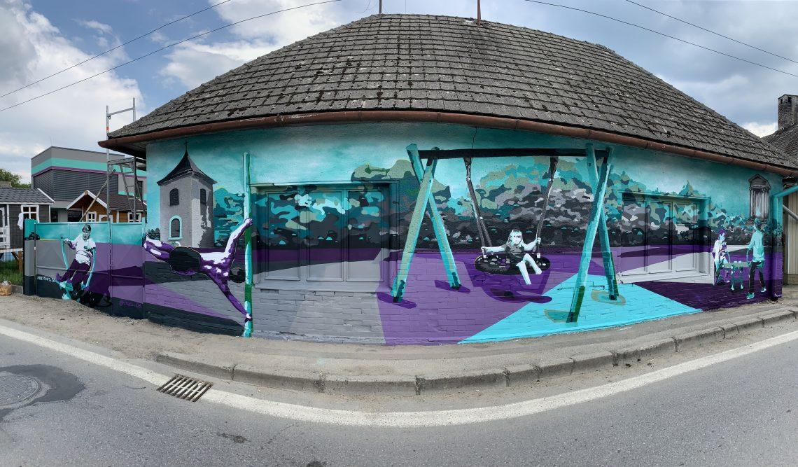 Svoji vášeň vkládáme do tvorby originálních graffiti na zakázku podle přání zákazníka.