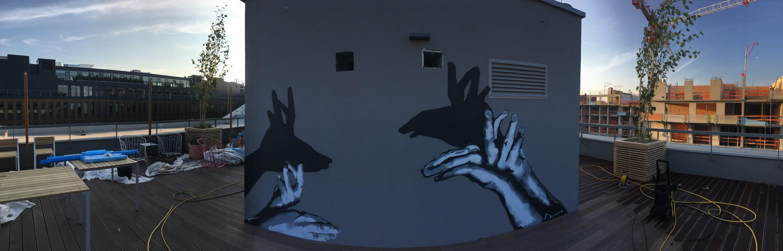 Rivus - Originální graffiti na zakázku